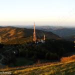 colline e antenna