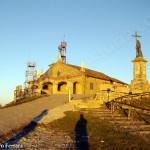 il Santuario di Santa Maria in Monte Penice