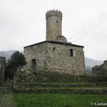 il corpo principale e più antico del Castello