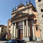 Cavaglia' - chiesa di San Michele Arcangelo