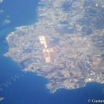 l'aeroporto di Paros