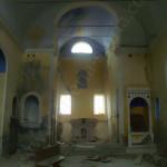 l'interno della Parrocchiale