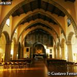 interno verso l'abside