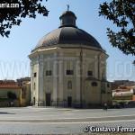 Duomo di Loano: veduta dal lato nord-est