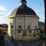 Duomo di Loano: veduta del lato nord