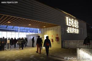 padiglione del Giappone dall'esterno (Expo 2015)