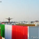 veduta dalla terrazza del padiglione russo (Expo 2015)