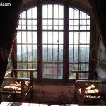 l'appennino visto da una finestra di altri tempi - castello di Oramala