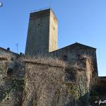 castello di Stefanago - Veduta dalla cerchia interna