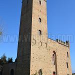 castello di Nazzano - lato nordovest