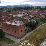 arena po castello veduta aerea
