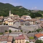 il borgo di Bagnaria (PV)