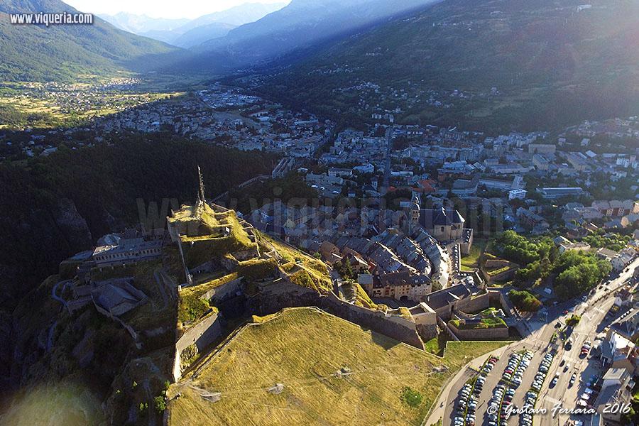 Briançon, la città fortificata