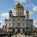 La cattedrale di Mosca