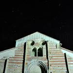 la pieve di San Zaccaria e le stelle