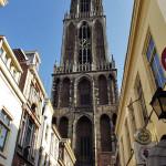 Il campanile della cattedrale di Utrecht