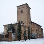 Castello Beccaria. Montebello della battaglia (PV)