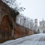 Ex asilo e chiesa. Montebello della battaglia (PV)
