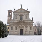 La parrocchiale di Montebello della battaglia (PV)