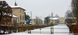 Neve alla Sforzesca (Vigevano, PV) – 3 marzo 2018