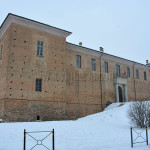Castello, facciata nord-est