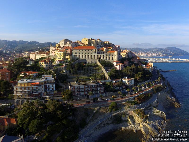 Porto Maurizio, Imperia.