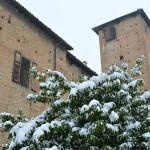 Castello, facciata sud