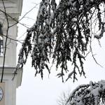 L'ora giusta per fotografare il campanile di San Rocco