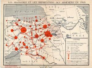 I massacri e le deportazioni degli armeni nel 1915 (francese). Centro di studi armeni, 1965