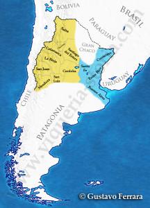Argentina 1830
