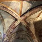 affreschi nelle volte del lato sud-est sant'eusebio
