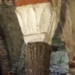 capitello - particolare sant'eusebio