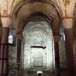 interno - veduta verso il lato est sant'eusebio