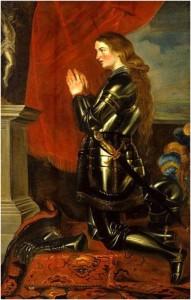 Giovanna D'Arco Rubens