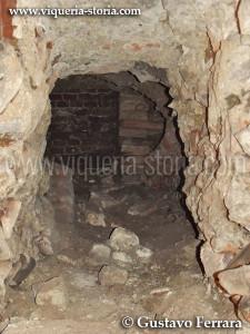 cripta di San Giovanni Domnarum : il sepolcreto identificato da Gianani come tomba di Gundiperga