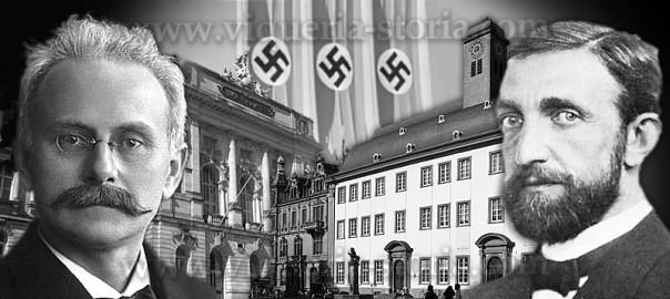 nazionalsocialismo e universita