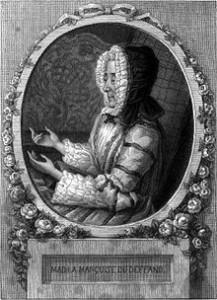 Marie duDeffand