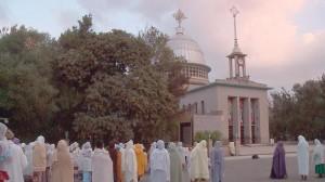 Il monastero di Debrà Libanòs, uno dei principali luogo di culto d'Etiopia
