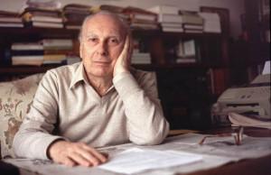 Lo storico Angelo Del Boca, massimo studioso del colonialismo italiano