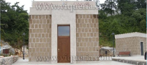 graziani mausoleo