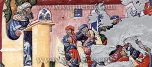 Analisi cartografica e statistica delle università in Europa e in Italia nel Medioevo