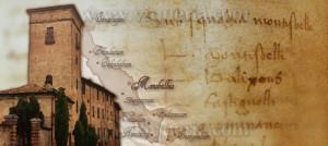 Montebello della Battaglia nei secoli XIV e XV: amministrazione civile